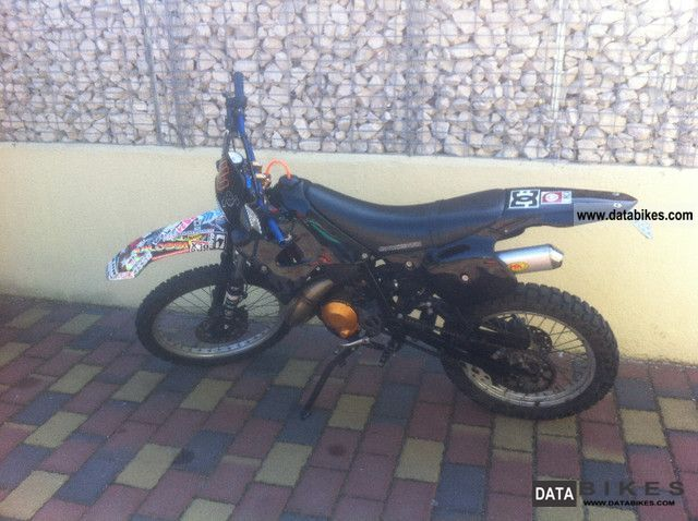 2003 Other  Motorhispania Furia Cross E1 Motorcycle Motor-assisted Bicycle/Small Moped photo