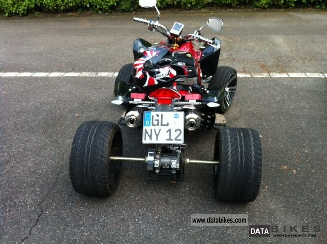 2011 Other  Quad Jinling Motorcycle Quad photo