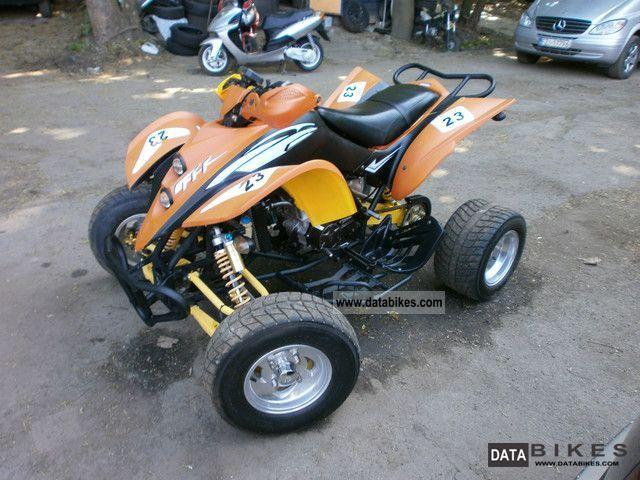 2010 Other  Shenke Motorcycle Quad photo