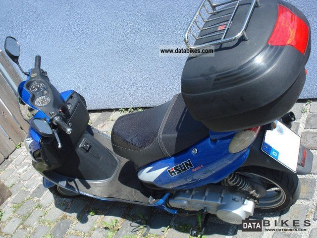 2007 Other  HS150-T2 Motorcycle Scooter photo