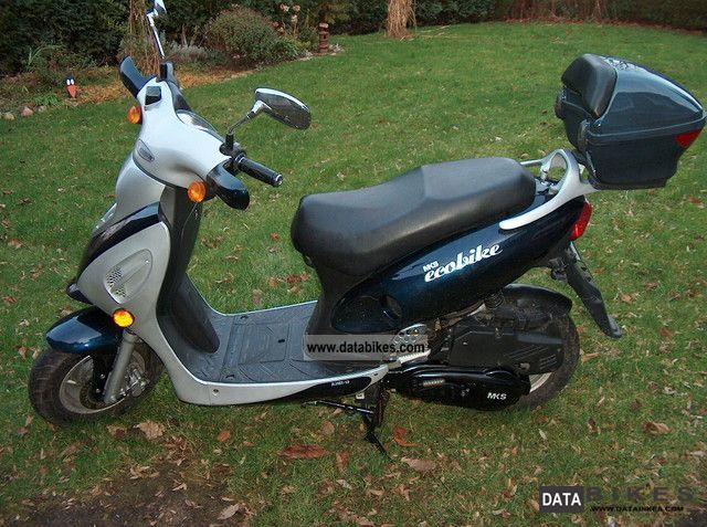 2007 Other  FMD Ecobike Panter 125 Motorcycle Scooter photo