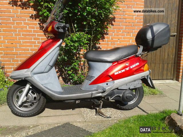 2000 Other  Rexy scooter 125cc Motorcycle Scooter photo