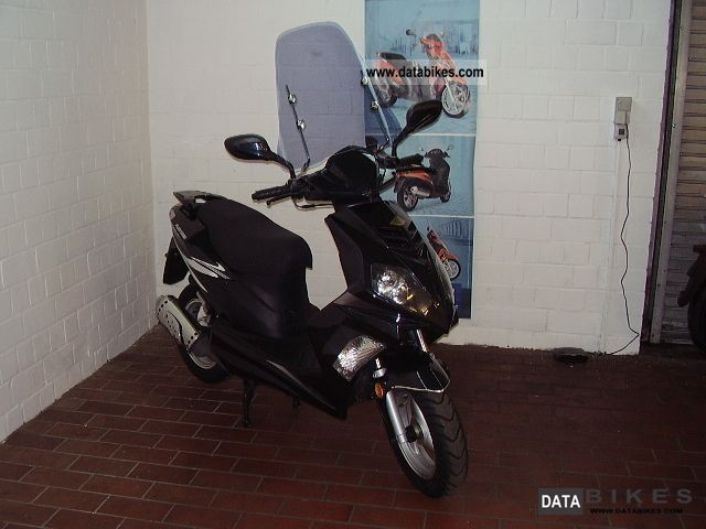 2009 Other  Speed ​​125 Motorcycle Scooter photo