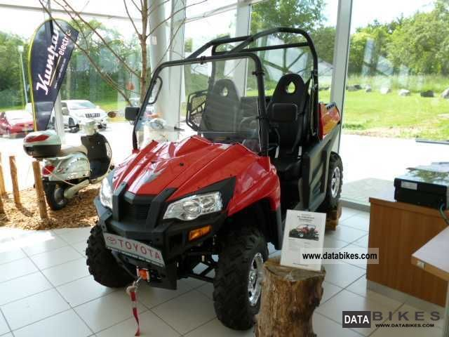 2011 Other  HISUM HS 800 UTV Motorcycle Quad photo