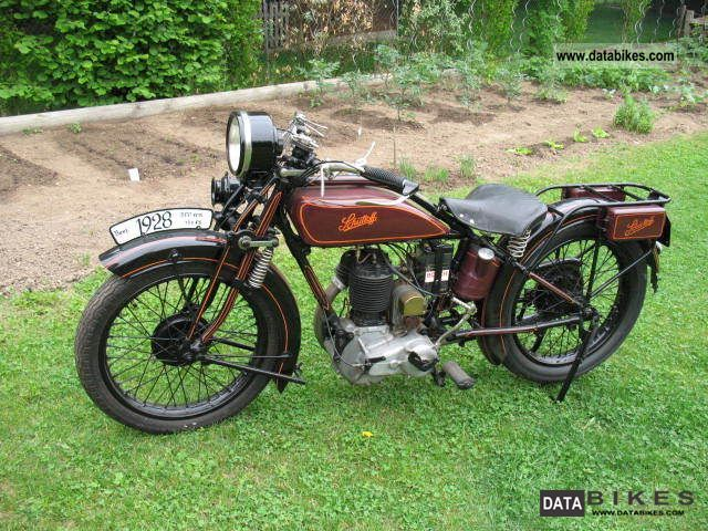 Other  Schüttoff G 500 1928 Vintage, Classic and Old Bikes photo