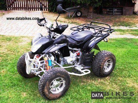 Other  250 cc quad 2007 Quad photo