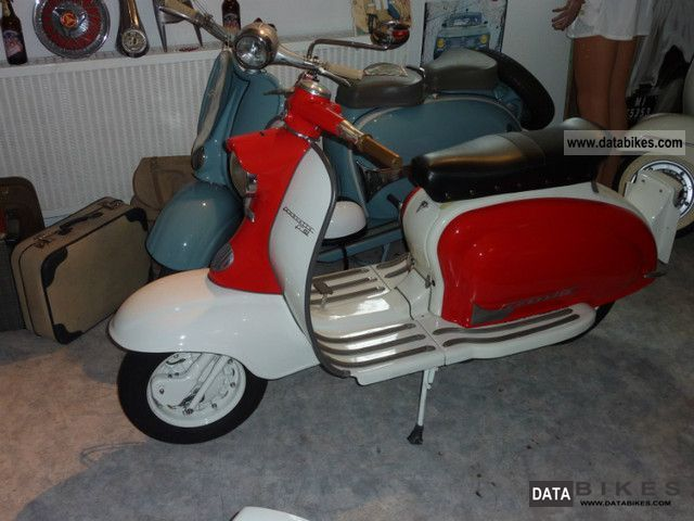 Other  Lambretta 1959 Vintage, Classic and Old Bikes photo