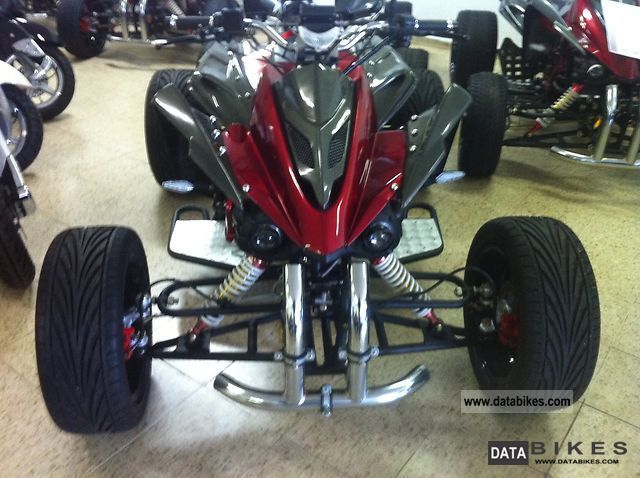 Other  Jinling Street Fighter 250 with Throttle 2011 Quad photo