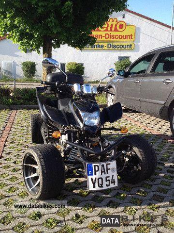 2009 Other  Zhenhua ZH250 Motorcycle Quad photo