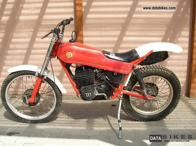 1982 Other  Montesa Trial 349 Motorcycle Other photo