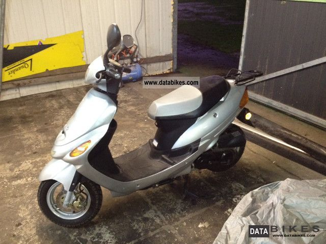 Other  JL50QT-5 2005 Scooter photo