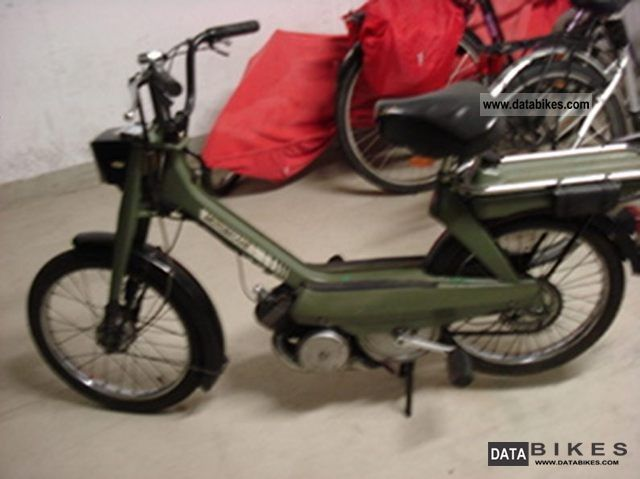 1978 Other  Motobecane M7 Motorcycle Motor-assisted Bicycle/Small Moped photo