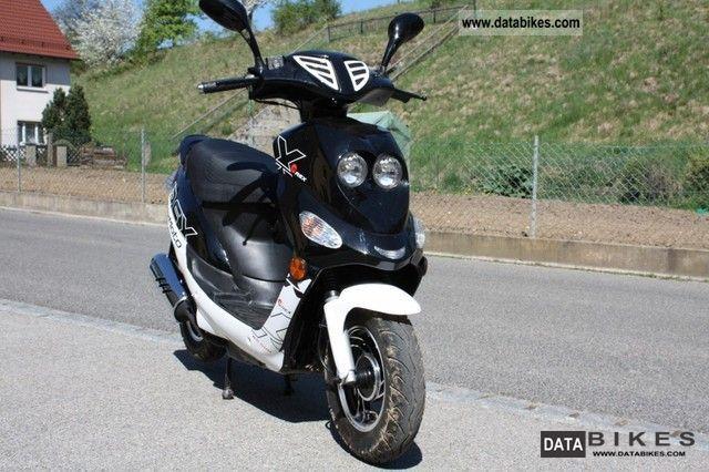 2012 rex rs 500 50cc scooter. Black Bedroom Furniture Sets. Home Design Ideas