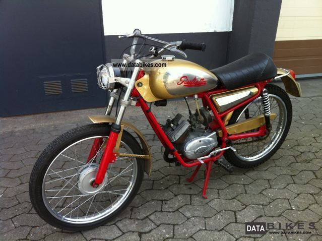 Other  Rarity! PERIPOLI Giulietta Cross Special 1971 Vintage, Classic and Old Bikes photo