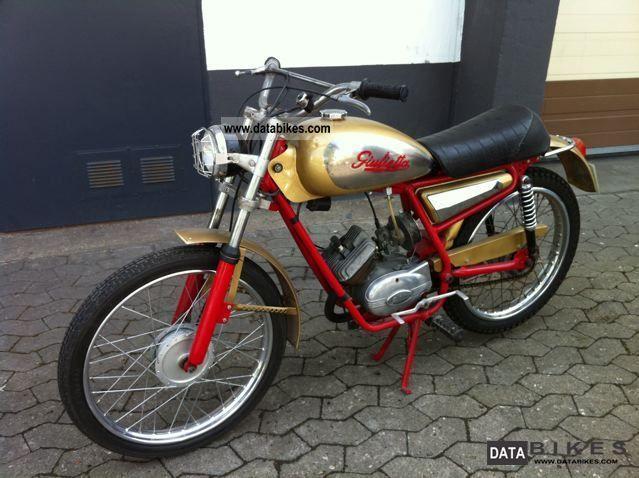 1971 Other  Rarity! PERIPOLI Giulietta Cross Special Motorcycle Enduro/Touring Enduro photo