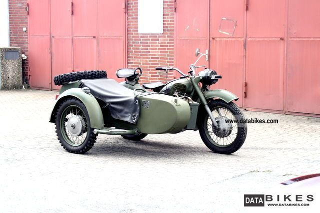 Other  MW 750z military team (BMW R71) orig. Ruse 1961 Vintage, Classic and Old Bikes photo