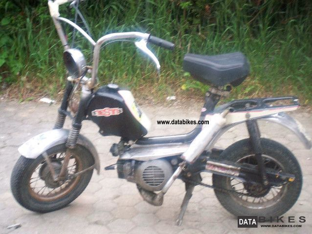 1971 Other  testi Motorcycle Motor-assisted Bicycle/Small Moped photo
