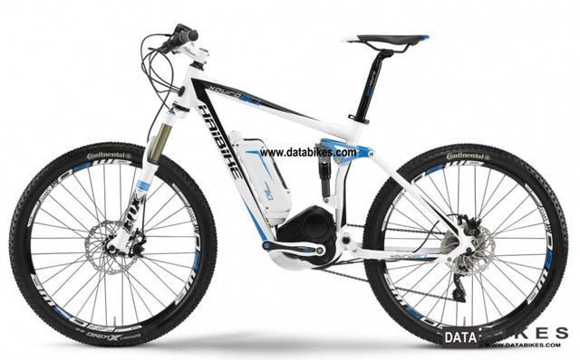 Other  Haibike eQ XDuro FS-RX E-Bike / Voltrad - Bosch 2011 Electric Motorcycles photo