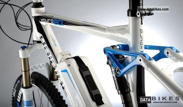 2011 Haibike eQ XDuro FS-RX E-Bike / Voltrad - Bosch