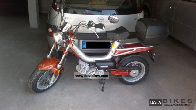 Other  Tomos Youngst 'R moped 2011 Electric Motorcycles photo