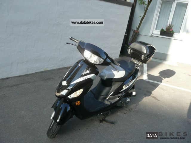 Other  Jinan Qingqi - REX 50cc scooter to 2006 Scooter photo