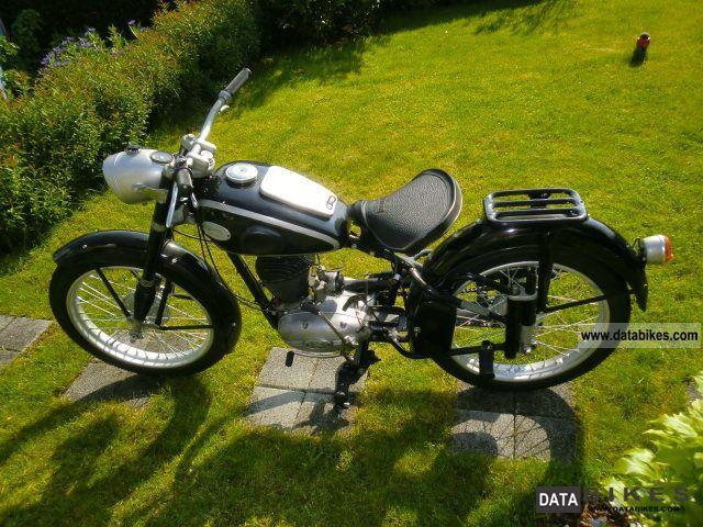 1952 Other  RADEX Motorcycle Motorcycle photo