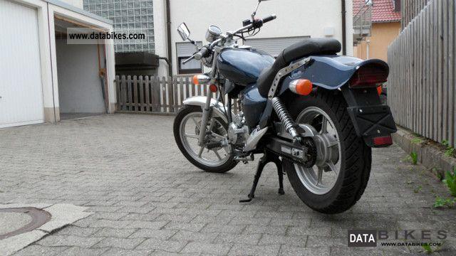 2000 Other  LC Mot - K125 Motorcycle Chopper/Cruiser photo
