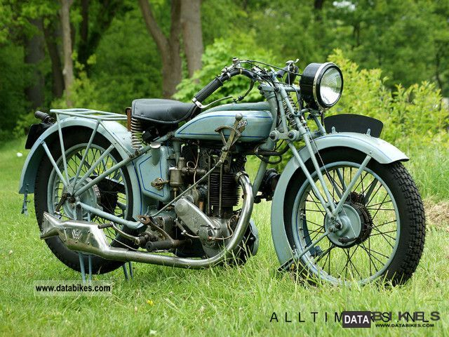 Other  Victoria KR35 1928 Vintage, Classic and Old Bikes photo