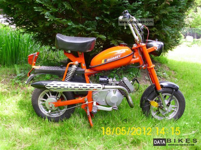 1990 Other  Pony Motorcycle Motor-assisted Bicycle/Small Moped photo