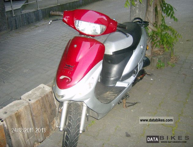 2003 Other  Star Quad JL50QT-5 Motorcycle Scooter photo