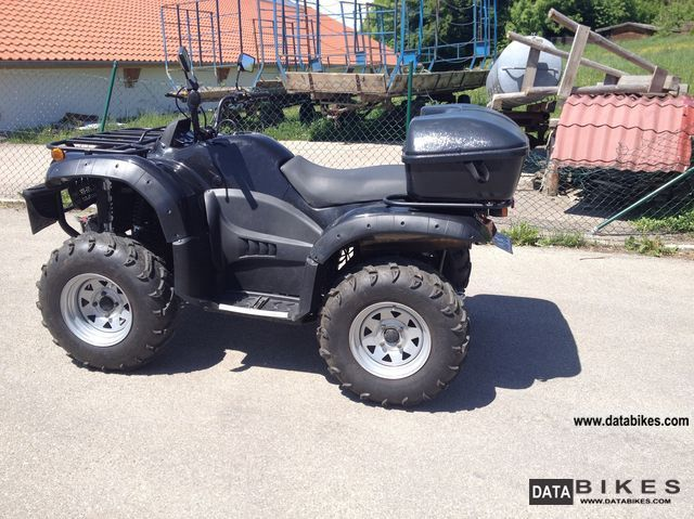 2010 Other  Nordik Campbell 650 Motorcycle Quad photo