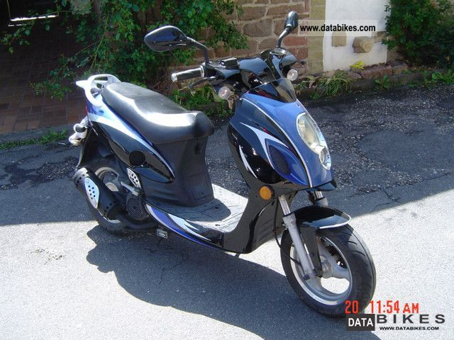 2008 Other  Jack Vox Motorcycle Sports/Super Sports Bike photo