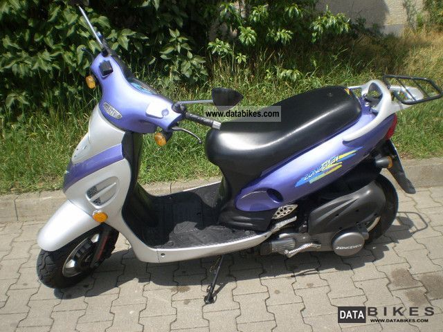 Other  Zobgshen ZS 125 T7 2006 Scooter photo