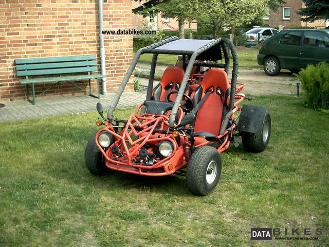 2008 Other  buggy with absolute fun factor Motorcycle Quad photo
