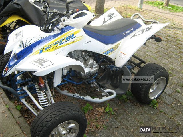 2008 Other  SHINERAY Spider 250 Motorcycle Quad photo