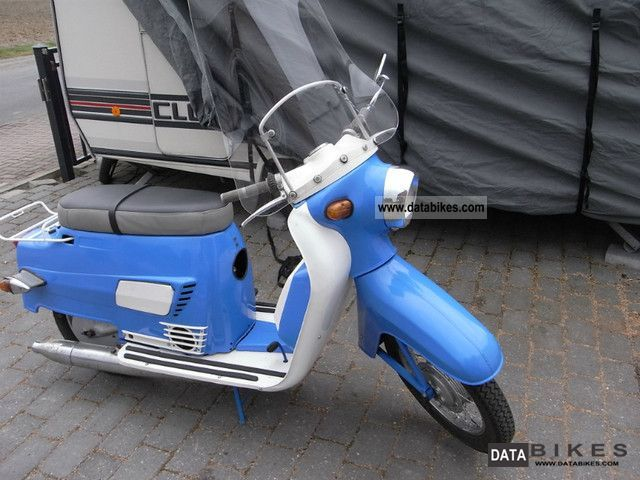 1967 Other  Tatra 125 Motorcycle Scooter photo
