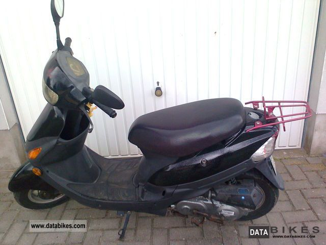 2005 Other  Jinan Qingqi Motorcycle-QM50QT-6A Motorcycle Scooter photo