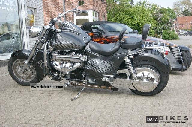 2009 Other  Boss Hoss ZZ4 standard Motorcycle Chopper/Cruiser photo