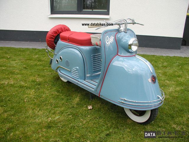 1954 Other  Goggo Motorcycle Scooter photo
