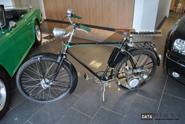1944 Other  IDEAL MAW chicken scare rarity 102 Phone! Motorcycle Motor-assisted Bicycle/Small Moped photo