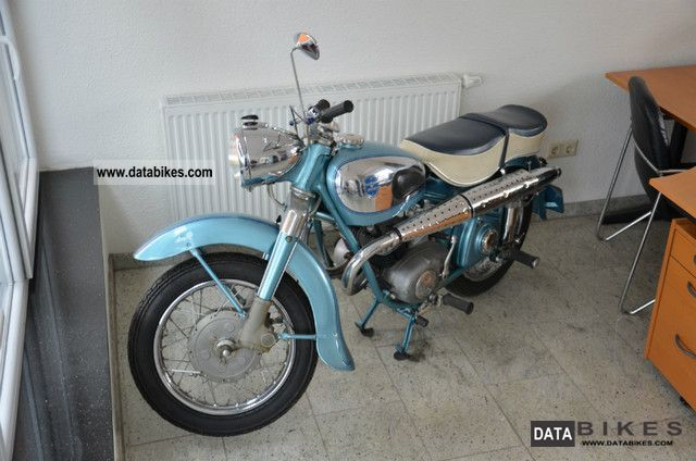 Other  Adler MB 250 1954 Vintage, Classic and Old Bikes photo