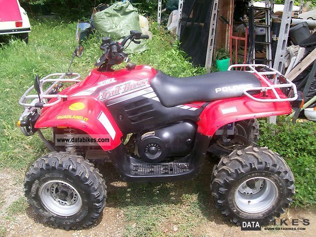 2006 Other  Polaris 330 quad trail Booß Motorcycle Quad photo