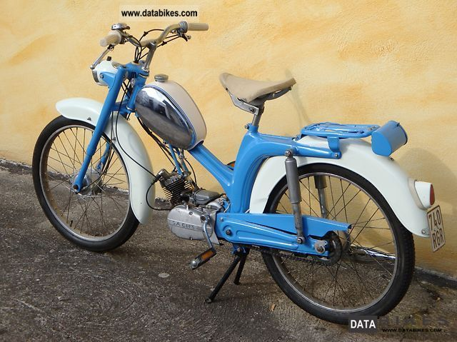 Other  Bicycle Union Type 111 (moped) 1969 Vintage, Classic and Old Bikes photo
