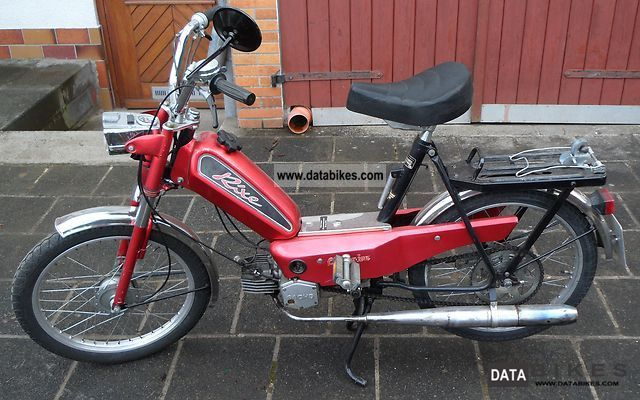 1983 Other  Rixe Champion Motorcycle Motor-assisted Bicycle/Small Moped photo