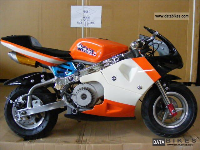 2011 Other  Pocket Bike 50cc NEW COMMODITY! Motorcycle Racing photo