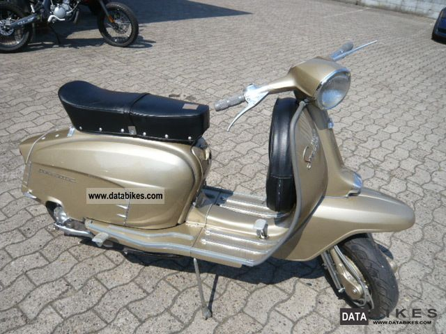 Other  Lambretta LI 150 cc Special 1967 Vintage, Classic and Old Bikes photo