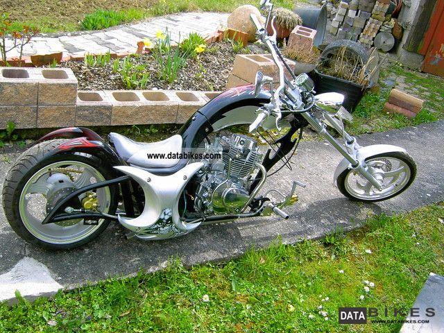 2011 Other  Custom Chopper 150cc fun bike lowrider Motorcycle Chopper/Cruiser photo