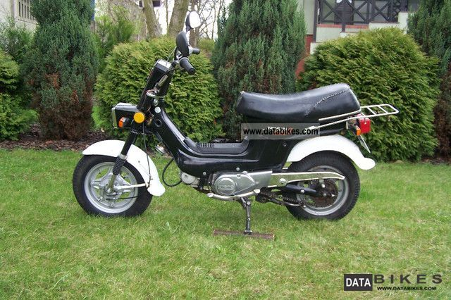 1999 Other  JINCHENG JC 50 MOTORYNKA Motorcycle Motor-assisted Bicycle/Small Moped photo