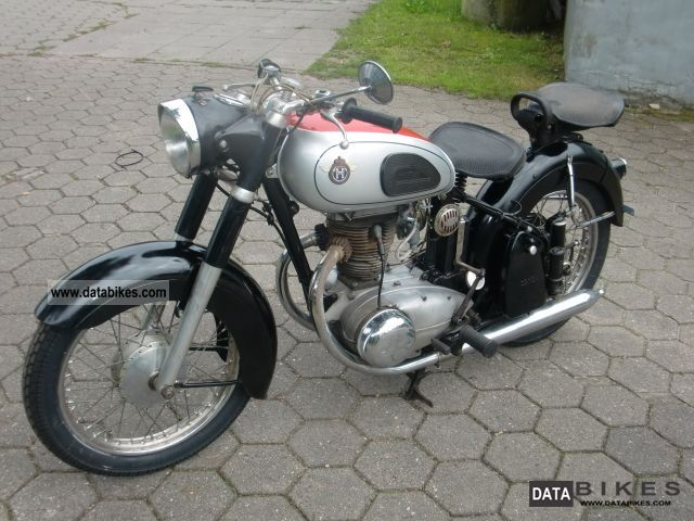 Other  Horex Regina 1953 Vintage, Classic and Old Bikes photo