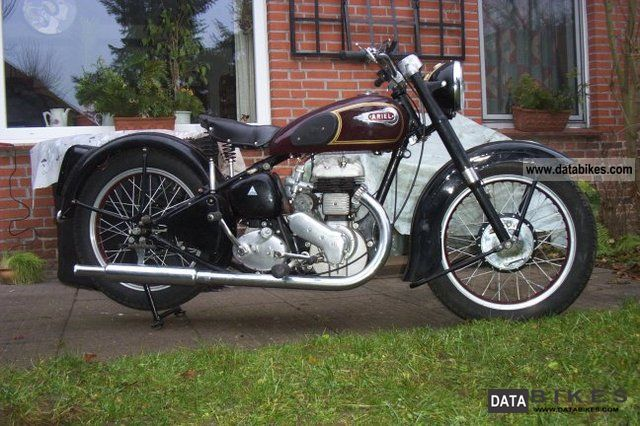 1952 Ariel Vb 600
